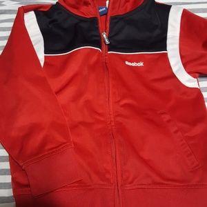 🍁Boys Reebok jacket size 5